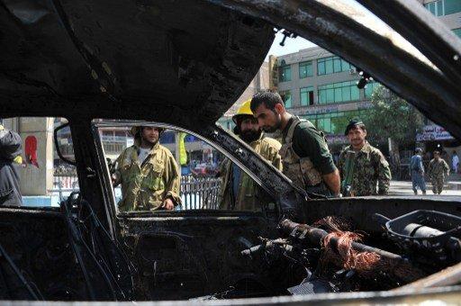 مقتل 7 أشخاص في انفجار سيارة مفخخة قرب القنصلية الأمريكية في هيرات الأفغانية