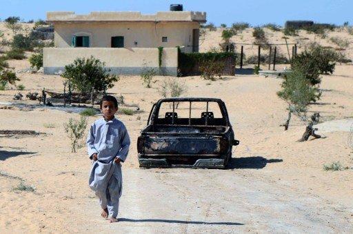 مقتل ثلاثة جنود مصريين في شمال سيناء وعملية الجيش متواصلة