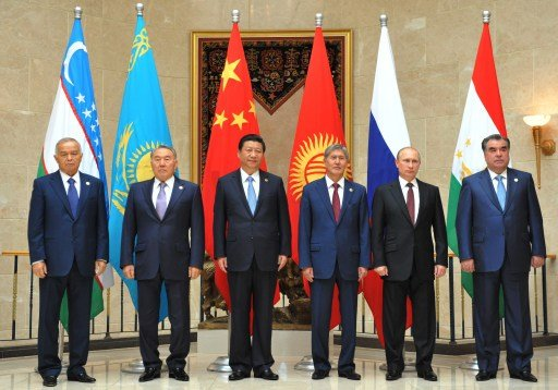 بوتين يدعو الى زيادة التعاون الاقتصادي في اطار منظمة شنغهاي للتعاون