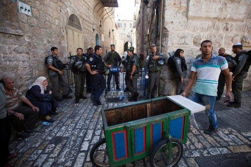 بمناسبة يوم الغفران.. اسرائيل تغلق الضفة الغربية لـ48 ساعة