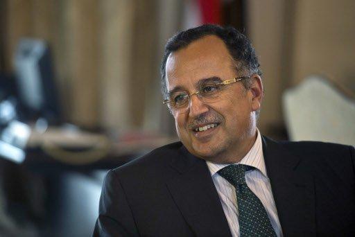 فهمي يعلن عدم نيته اعادة السفير المصري الى انقرة قريبا
