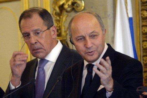 فابيوس يبحث الأزمة السورية مع لافروف في موسكو الثلاثاء المقبل