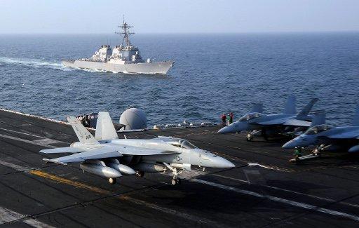 البنتاغون: القوات الأمريكية ما زالت على تأهبها وفى مواقعها في الشرق الأوسط