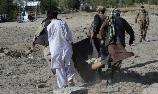 مصرع 27 شخصا في انهيار منجم للفحم في شمال أفغانستان