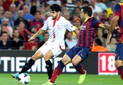 مدافع برشلونة ألبا خارج التغطية لثلاثة أسابيع