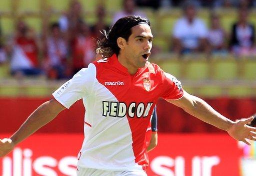 موناكو يفوز بشق الأنفس على ضيفه لوريان بهدف النمر فالكاو