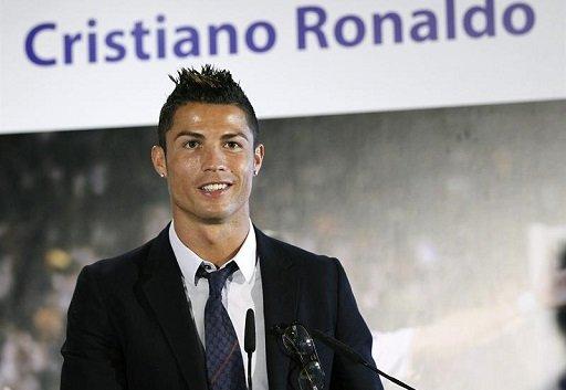 رونالدو: أنا سعيد للغاية مع ريال مدريد!