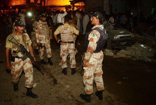 مقتل جنرال ومقدم في الجيش الباكستاني نتيجة تفجير ارهابي قرب الحدود الأفغانية