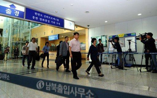 الكوريتان تستأنفان الإنتاج في مجمع كيسونغ الصناعي