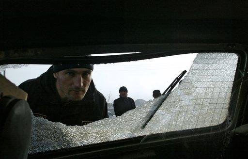 مقتل 3 من رجال الشرطة في هجوم انتحاري في الشيشان