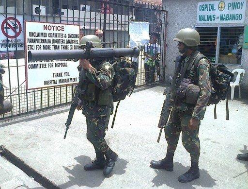 مقتل 62 في عملية أمنية للقوات الفلبينية ضد مقاتلي جبهة تحرير مورو