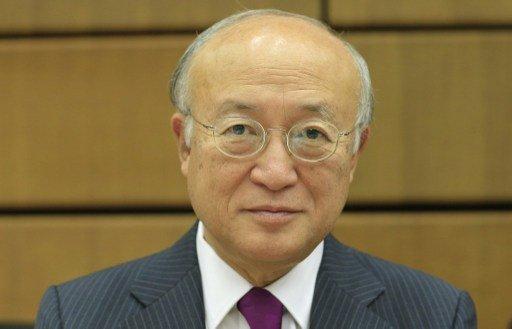 يوكيا أمانو مديرا عاما للوكالة الدولية للطاقة الذرية لولاية ثانية