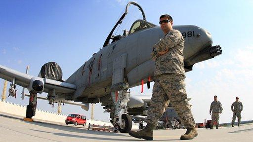 سلاح الجو الأمريكي يخطط لإتلاف طائرات الدعم المباشر