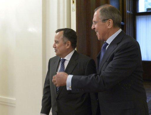 الخارجية الروسية: التوتر حول سورية مصطنع