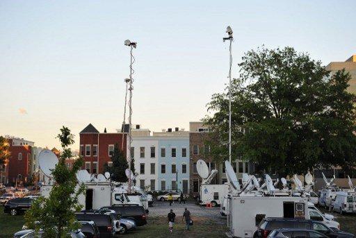 تحديد هوية المشتبه به في القيام بهجوم على مقر البحرية الأمريكية في واشنطن الذي أسفر عن مقتل 13 شخصا