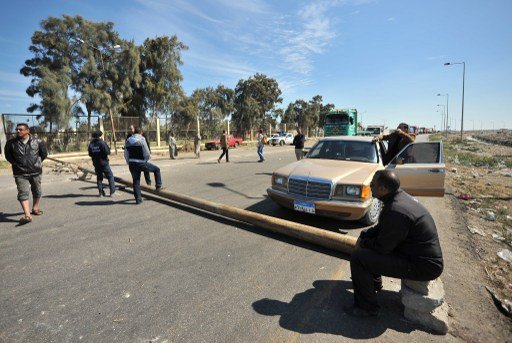قتيل وعشرة جرحى في حادث إطلاق نار قرب السويس