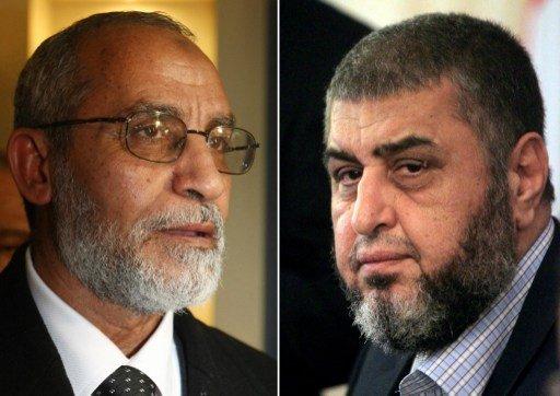 محكمة الجنايات تؤيد 4 أوامر بالمنع من التصرف في أموال قيادات الإخوان بمن فيهم المرشد