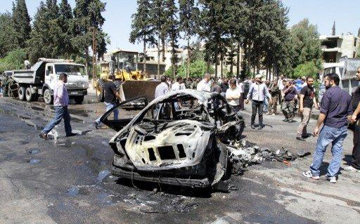 مقتل 7 وإصابة 20 آخرين في تفجير سيارة ملغومة على الحدود السورية - التركية