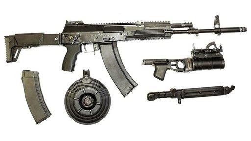 الجيش الروسي سيتزود برشاش كلاشينكوف من الجيل الجديد بحلول عام 2014