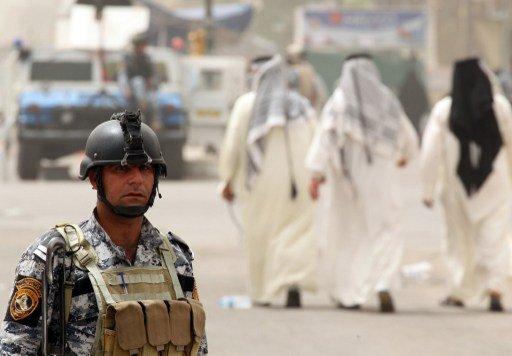 مراسلنا: اقتحام مركز شرطة في الفلوجة غرب بغداد من قبل مسلحين