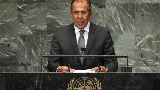 لافروف يترأس الوفد الروسي إلى دورة الجمعية العامة لهيئة الأمم المتحدة