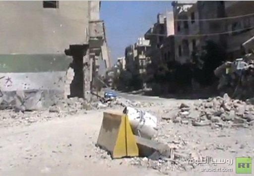 الجيش السوري يسيطر على بلدة شبعا في ريف دمشق