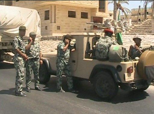 مقتل ضابط ومساعد بالجيش المصري بهجوم مسلح في الشرقية