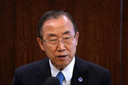 بان كي مون: الأزمة السورية تمثل أكبر تحد أمام المجتمع الدولي