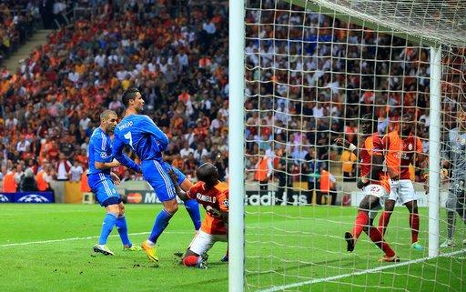 دوري الأبطال.. ريال مدريد يسحق غلطة سراي بسداسية