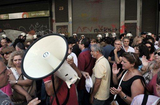 اليونان.. إضراب القطاع العام واحتجاجات على سياسات التقشف ونشاط اليمين المتطرف