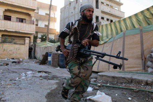 مقتل شاب عربي من اسرائيل أثناء قتاله في صفوف المعارضة بسورية