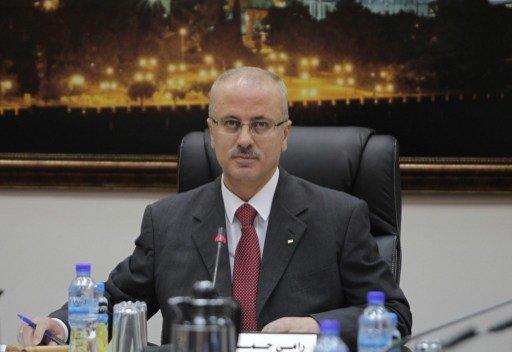 الحكومة الفلسطينية الجديدة تؤدي اليمين مساء الخميس