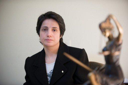 إيران تطلق سراح 11 سجينا سياسيا بينهم الناشطة نسرين سوتوده