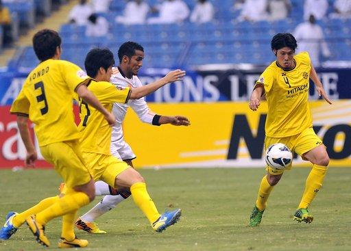 الشباب السعودي يودع دوري أبطال آسيا بالتعادل مع كاشيوا ريسول الياباني