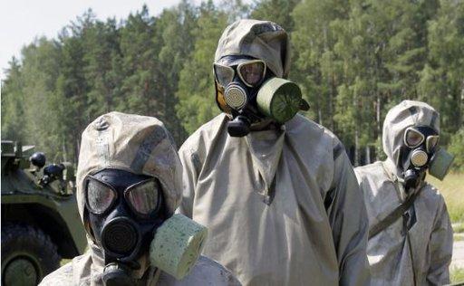 ريابكوف: دمشق توافق على مشاركة روسيا في الإجراءات الأمنية المتعلقة بتدمير الكيميائي