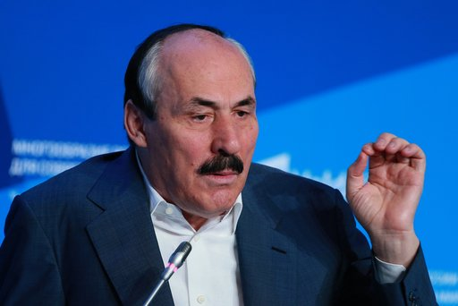 احتجاز نائب وزير في داغستان.. ورئيس الجمهورية يتعهد بإعادة الأمن