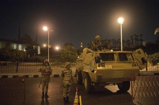 تخفيف حظر التجوال في مصر