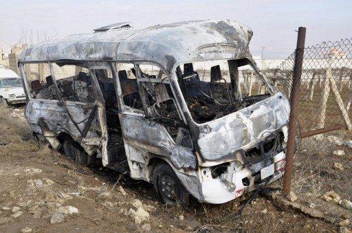 قتلى وجرحى في سلسلة هجمات بعبوات ناسفة في محافظة حمص السورية