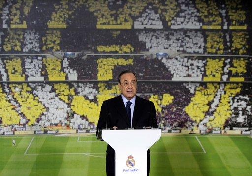 بيريز ينفي تصريحات بيكيه ويؤكد... ريال مدريد يمول صفقاته من ماله الخاص