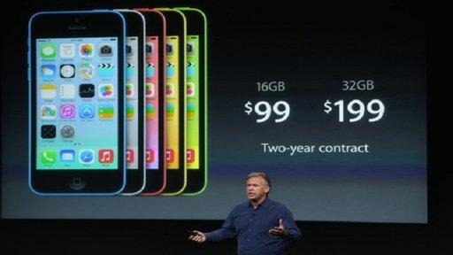 بالفيديو .. النسخة الصينية من iPhone 5C