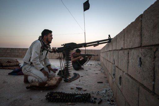 مراسلنا: دولة العراق والشام تهاجم حي الحميدية في حلب الواقع تحت سيطرة الجيش الحر