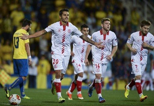 يوروبا ليغ ... إشبيلية الإسباني يحقق فوزاً ثميناً خارج قواعده على إستوريل البرتغالي