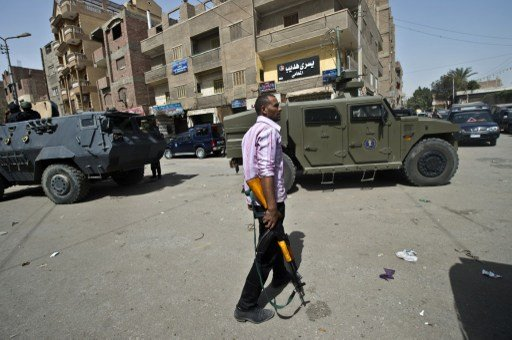 هدوء حذر يسود كرداسة بعد حملة واسعة لقوات الأمن المصرية