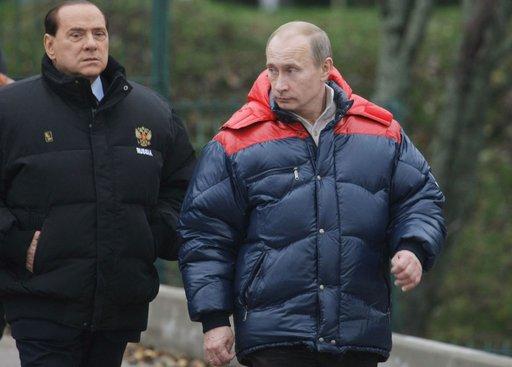 بوتين: برلسكوني يُحاكم لممارسته الجنس مع النساء ولو كان مثليا لما مسّه أحد