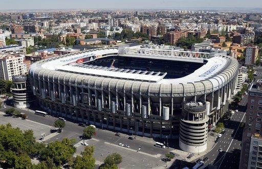 ريال مدريد يرصد 400 مليون يورو لتطوير