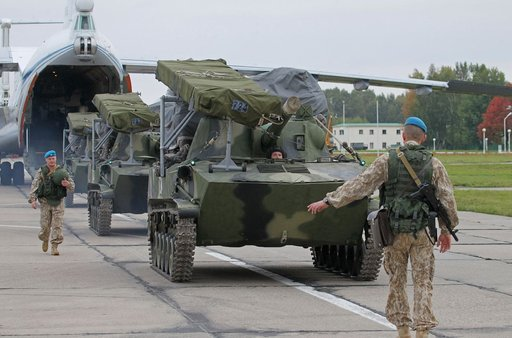 انطلاق المناورات الاستراتيجية المشتركة بين روسيا وبيلاروس