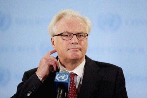تشوركين: المشاورات في مجلس الأمن بشأن كيميائي سورية تسير على نحو جيد