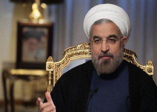 روحاني يؤكد استعداد إيران للمساعدة في تسهيل الحوار بين الحكومة السوري والمعارضة