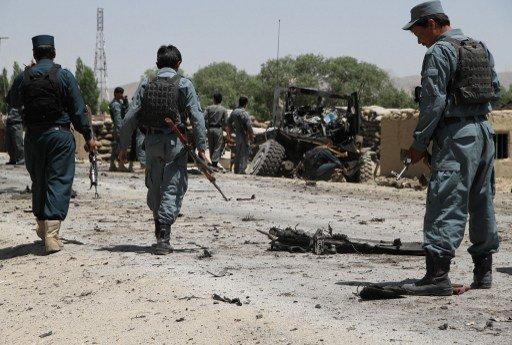 مقتل 18 شرطيا أفغانيا في كمين شمال شرق البلاد