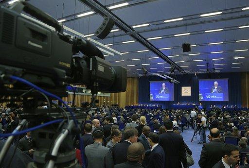 الوكالة الدولية للطاقة الذرية ترفض مشروع قرار عربي ينتقد إسرائيل